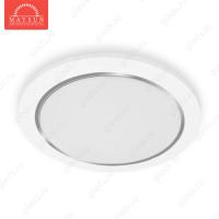 Встраиваемый светодиодный светильник VLR-12 AC220V 12W d251мм* H55мм 3500К 960lm (A-04-R)