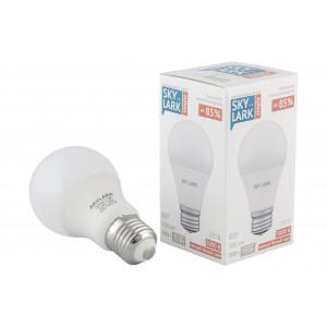 Светодиодная лампа Skylark Simple E27 A60 9W 4000К Дневной свет