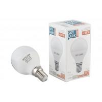 Светодиодная лампа Skylark Simple E14 G45 6,5W 4000K Дневной свет