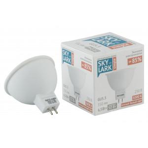 Светодиодная лампа Skylark Simple GU5.3 MR16 6,5W 230V 3000K