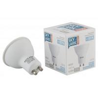 Светодиодная лампа Skylark Simple GU10 MR16 6,5W 230V 4000K