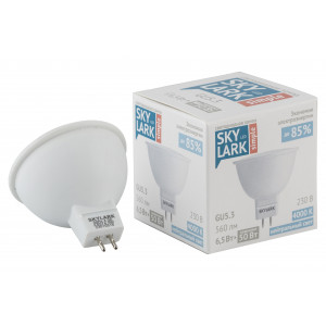 Светодиодная лампа Skylark Simple GU5.3 MR16 6,5W 230V 4000K