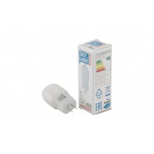 Светодиодная лампа Skylark Simple G4 2,5W 12V 3000K