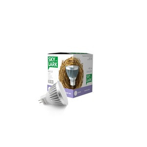 Светодиодная лампа SkyLark 6Вт 220V GU 5.3 3500K