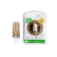 Светодиодная капсульная лампа SkyLark G4 2Вт, 12V 2700K