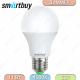 Светодиодная (Диммер) Лампа Smartbuy A60 11W 4000K E27 900Лм
