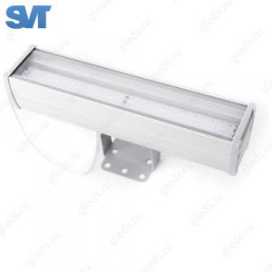 Универсальный светильник Шеврон линейный Консольный 22 Вт 5000К (SVT-Str U-L-22-125)