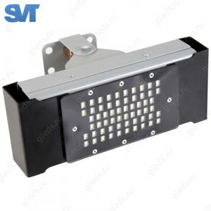 Универсальный светильник Шеврон сегментный Консольный 40 Вт 5000К (SVT-Str U-S-40-125)