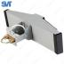 Термостойкий светильник Шеврон V-образный Консольный IP67 100 Вт 5000К (SVT-Str U-V-100-400-TR-C)