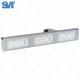 Магистральный светильник Шеврон Консольный 100 Вт 5000К (SVT-Str M-S-100-400)