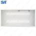 Встроенный светодиодный светильник Армстронг 18 Вт 5000К (Матовый)