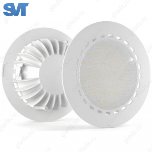 Светильник для торговых залов Даунлайт 24 Вт 2540Лм 5000К D196×59мм (SVT-OFF T-D-24)