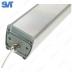 Светильник для торговых залов алюминиевый IP54 100 Вт 10800Лм 5000К 1550×85×150мм (SVT-RTL A-100-1500-IP54)