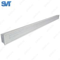 Светильник для торговых залов линейный 65 Вт 6730Лм 5000К 1500×110×92мм (SVT-RTL L-65-1500)