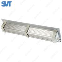 Светильник для АЗС 100 Вт 10680Лм 5000К 640×100×180мм (SVT-Str F-L-100-400)