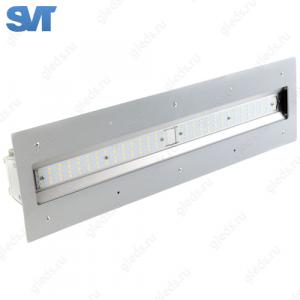 Светильник для АЗС 70 Вт 7220Лм 5000К 640×100×180мм (SVT-Str F-L-70-250)