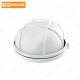 Светильник НПБ1102 белый/круг с реш. 100Вт IP54 TDM