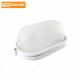 Светильник НПБ1401 белый/овал 60Вт IP54 TDM