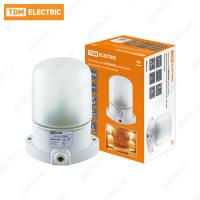 Светильник НПБ400 для сауны настенно-потолочный белый, IP54, 60 Вт, белый, TDM