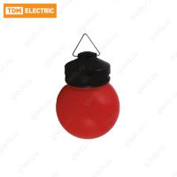 Светильник НСП 03-60-027 У1 красный TDM