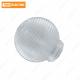 """Рассеиватель шар-стекло (прозрачный) 62-009-А 85 """"Кольца"""" TDM"""