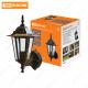 Светильник 6100-11 садово-парковый шестигранник, 100Вт, вверх, бронза TDM
