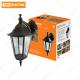 Светильник 6100-12 садово-парковый шестигранник, 100Вт, вниз, бронза TDM