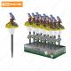 """Светильник СП """"Птицы"""" на солнечных батареях, меняют цвет, пластик, в ассортименте, ДБ, TDM"""