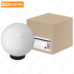 Светильник НТУ 02- 60-201 шар опал d=200 мм TDM