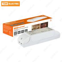 Трансформатор электронный ТЭ-150 220В/12В 50-150Вт TDM