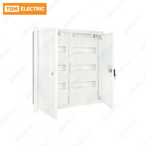 Корпус металлический ЩРВ-72 (550х610х120) 2-х дверный TDM