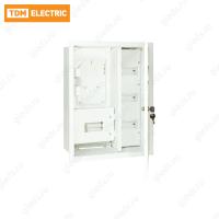 Корпус металлический ЩУРВ-3/24 (580х520х165) 1 дверный TDM