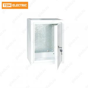 Корпус металлический ЩМП-1-1 (395х310х150) TDM