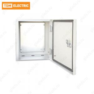 Корпус металлический ЩМП-1-0 IP66 (395х310х220) TDM