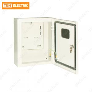 Корпус металлический ЩУ-3ф/1-0-3 IP66 (395х310х165) TDM
