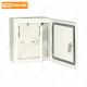 Корпус металлический ЩУ-3ф/1-1-6 IP66 (2 двери) (445х400х150) TDM