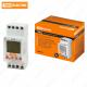 Таймер электронный двухканальный на din-рейку ТЭ822-2кан-1мин/7дн-44on/off-16А-DIN TDM