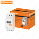 Таймер электронный на din-рейку ТЭ15-1мин/7дн-16on/off-16А-DIN TDM