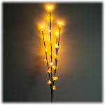 Ветки декоративные со светодиодами