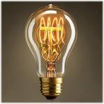 Декоративная лампа «Vintage»